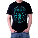 Camiseta Jimmy Page Led Zepellin
