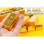 Barra De Ouro 18k  0,5g (meia Grama) Temos Outros Pesos, usado comprar usado  Curitiba