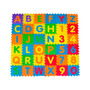 Tatame Infantil De Encaixe Com Letras E Numeros Com 36 Peças