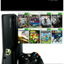 Xbox 360 Desbloqueado Ltu 3.0 + 5 Jogos  Joga Online