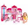 Mansão Casa Da Barbie Em Malibú 3 Andares - Pronta Entrega