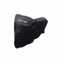Capa Cobrir Moto Anti-chama Cbr 600f Black Cover Tam G