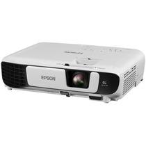 Projetor Epson Eb-x41 + 3600l Xga/wifi/hdmi Pronta Entrega