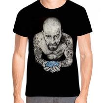 Camiseta Heisenberg - Breaking Bad - Camisa Walter White