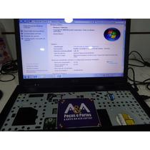 Placa Mae Notebook Lg A520 Intel Com Processador Core I3 2 G