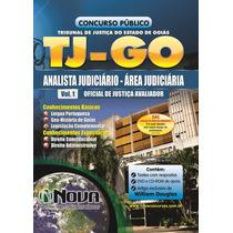 Apostila Analista Judiciario: Oficial De Justica Avaliador -