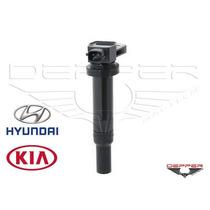 Bobina De Ignição Hyundai Santa Fé Kia Sorento 273013e400