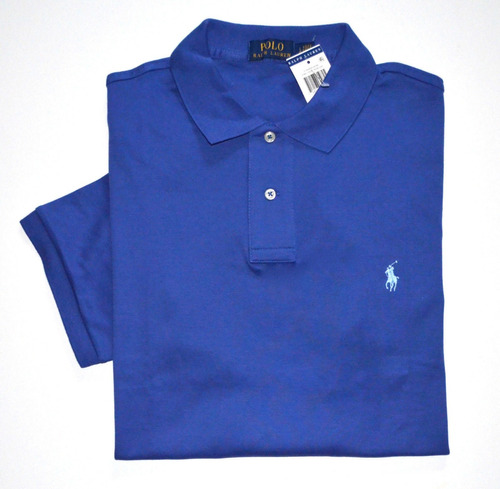 e62813bba0 Camisa Polo Ralph Lauren Tamanho Gg Xl Original Classic Fit