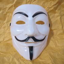 Fantasia Máscara V De Vingança Anonymous Vendetta Guy Fawke