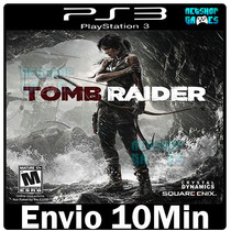 Tomb Raider 2013 Digital Edition [ Ps3 Playstation3 Psn ]