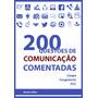 200 Questões De Comunicação Comentadas - Pdf<br><strong class='ch-price reputation-tooltip-price'>R$ 30<sup>00</sup></strong>