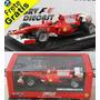 1/18 Ferrari Felipe Massa Dobradinha Bahrein F1 2010
