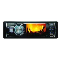 Rádio Automotivo Evolution Mp5 Leitor Dvd Usb Sd Aux-in 180w