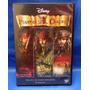 Dvd Piratas Do Caribe- Edicao De Colecionador 3discos