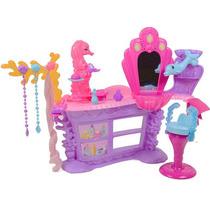 Barbie Salão De Beleza Sereia Das Pérolas - Mattel