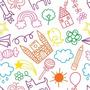 Papel De Parede Infantil Desenhos Autocolante 3m- 906