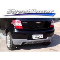 Spoiler Traseiro P/ Chevrolet Agile