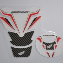 Protetor Tanque Tankpad + Bocal M1 Moto Honda Cb 500 F Cb500