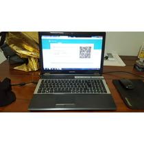 Notebook Samsung Rf511 I7