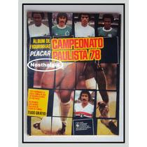 Album Campeonato Paulista 78 - Anos 70 - F(163)