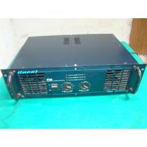 Amplificador Oneal Op3000 Funcionando Pode Retirar