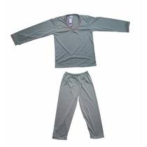 Pijama Infantil Menino De Inverno Em Meia Malha - Promoção
