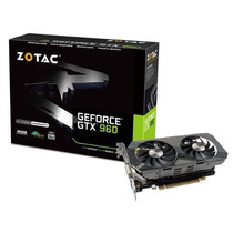 Geforce Zotac Gtx Nvidia Zt-90308-10m Gtx 960 4gb Ddr5 128