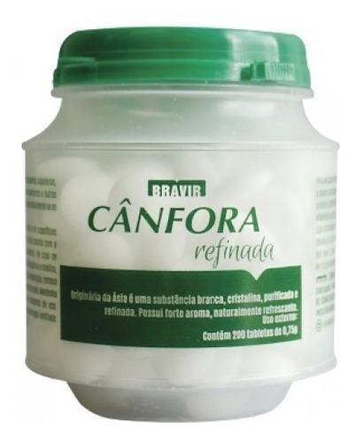 Canfora Pastilhas 150g Puríssima (200 Pastilhas)