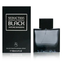 Perfume Seduction In Black Antonio Banderas 100ml -importado