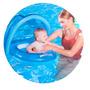 Bóia Boinha Bebê Cobertura Inflável Proteção Solar 50+ Upf
