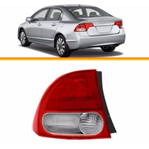 Lanterna Traseira New Civic 2007 2008 2009 2010 2011 Canto
