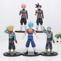 Action Figures Dragon Ball Super Goku Black Trunks Unitario