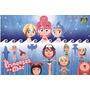 Painel Decorativo Festa Infantil Princesas Do Mar (mod3)