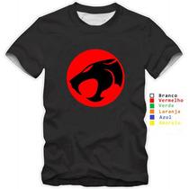 Camiseta Super Heróis Thunder Cats Algodão Varios Modelos