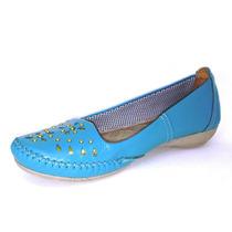 Sapato Feminino Oxford Confort - Frete Grátis
