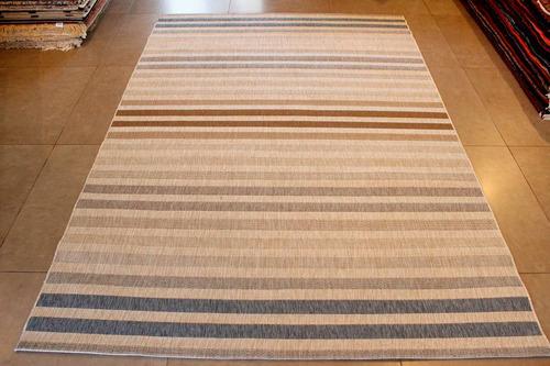 tapete sisal belga moderno azul cinza marrom listrado 2 50x2 r 1350 peuhx precio d brasil. Black Bedroom Furniture Sets. Home Design Ideas