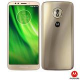 Celular Moto G6 Play Ouro Motorola Tela 5,7  4g 32gb Xt1922