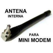 Mini Antena P/ Modem Roteador Gsm Huawey Zte Vivo Tim Claro