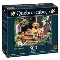 Quebra-cabeça Adoraveis Gatinhos P500 Grow 02880
