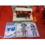 Mini Máquina De Costura Estrela Brinquedo Perfeito!! Veja!!