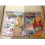 Lote 2 Revistas Francesas Hannah Montana Com Posters