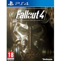 Fallout 4 Ps4 - Seminovo