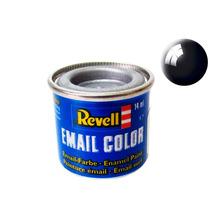 Tinta Revell Preto Brilhante 14ml Rev 32107