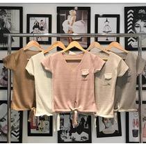 8ca1fa9427 Busca blusa feminina de trico com os melhores preços do Brasil ...