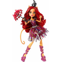 Boneca Toralei Monster High Mattel Freak Du Chic