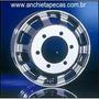 Roda De Aluminio Caminhão Modelo Speedline Nova Aro 17,5 X 6