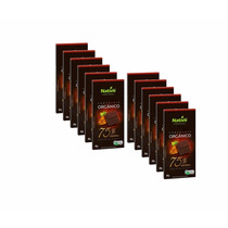 Chocolate Orgânico Native 75% Cacau Páscoa Sem Ovo