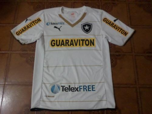 Camisa Botafogo Branca Jogo Numero 9 Tamanho M ac735540d8d0e