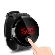 Relógio Led Touch Screen Pronta Entrega- Frete Grátis!