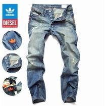 Calça Jeans Adidas/d-esel - Tam.42 Br - Entrega Imediata !